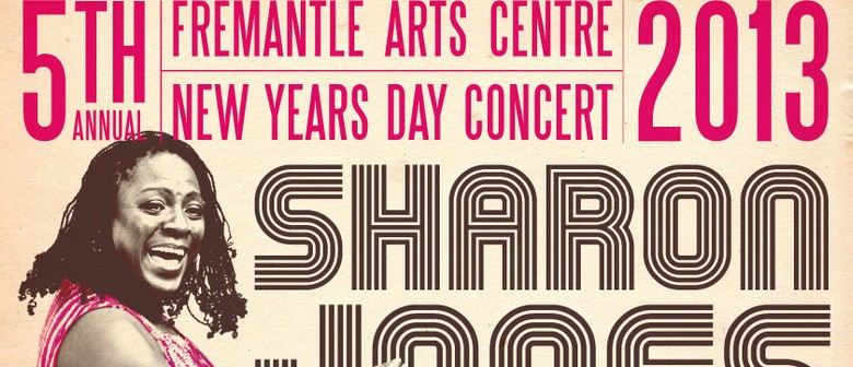 New Years Day Concert: Sharon Jones