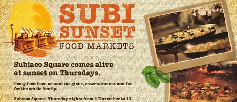 Subi Sunset Food Markets