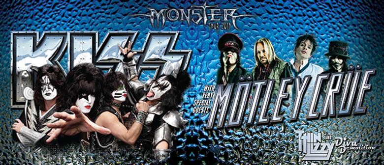 KISS and Mötley Crüe