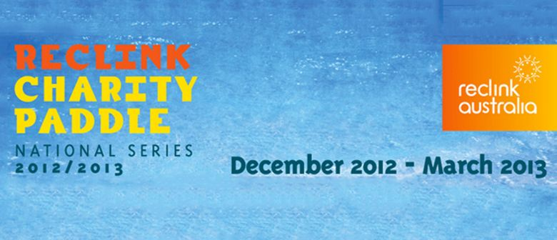 Reclink Charity Paddle National Series 2012/2013