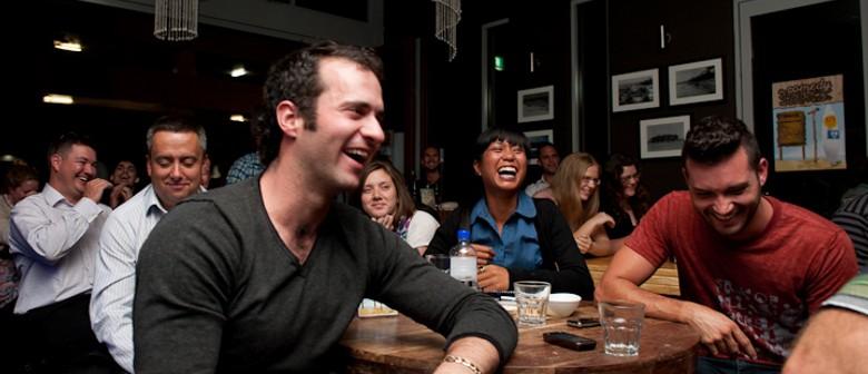 The Comedy Shack: Chris Franklin