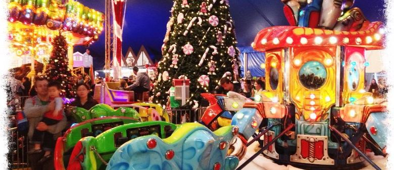 Rudolph's Birthday at Santa's Magical Kingdom