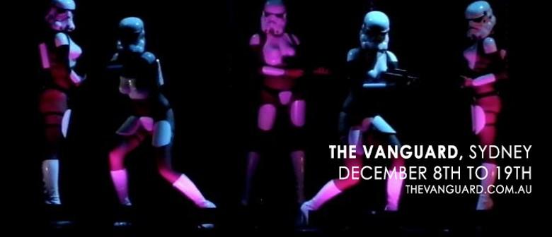 Star Wars Burlesque