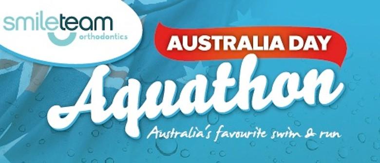 Australia Day Aquathon