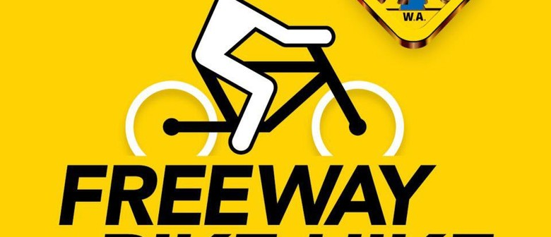 RAC Freeway Bike Hike for Asthma