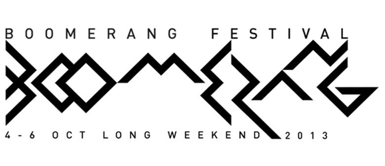 Boomerang Festival 2013