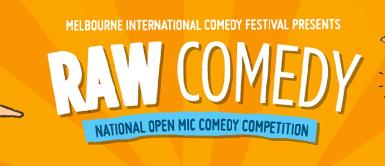 RAW Comedy Festival Heats: Perth