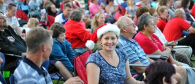 Warwicks Carols in the Park
