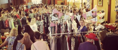 Round She Goes Fashion Market