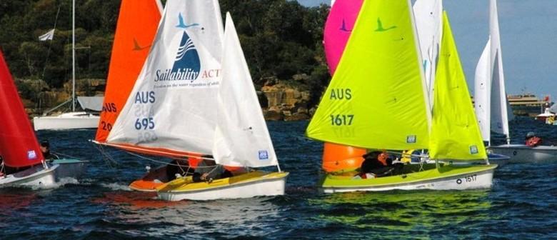 Australian Hansa Class NSW State Championships