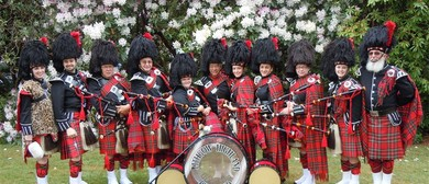 """Ceilidh"" Lithgow Highland Pipe Band"