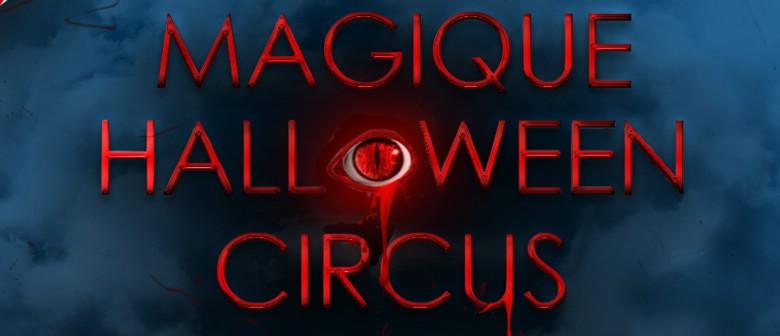 Magique Halloween Circus 2014