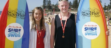 The Sun-Herald Surf Swim
