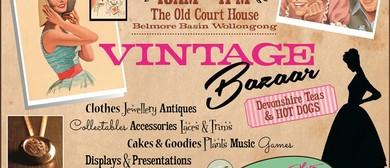 National Trust Vintage Bazaar