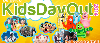 Kids Day Out 2014 - Halloween Fest
