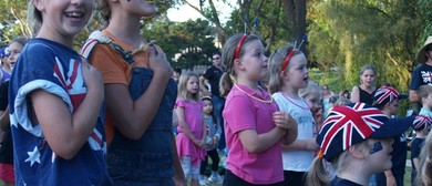 Ryde Australia Day Family Concert and Fireworkds