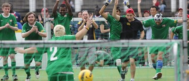 The Big Issue Street Football Festival