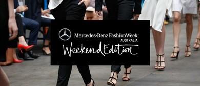 Mercedes-Benz Fashion Weekend