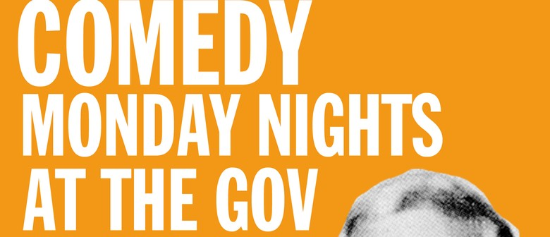 Stand Up Comedy at the Gov!