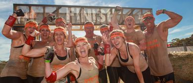 Tough Mudder Sydney 2014