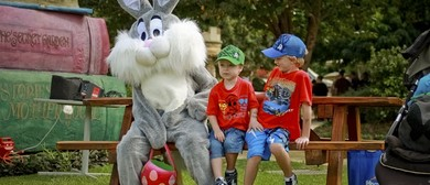 Easter Long Weekend at Hunter Valley Gardens