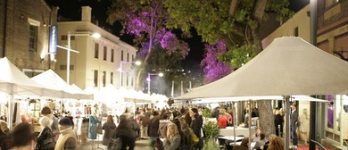 The Rocks Vivid Night Markets