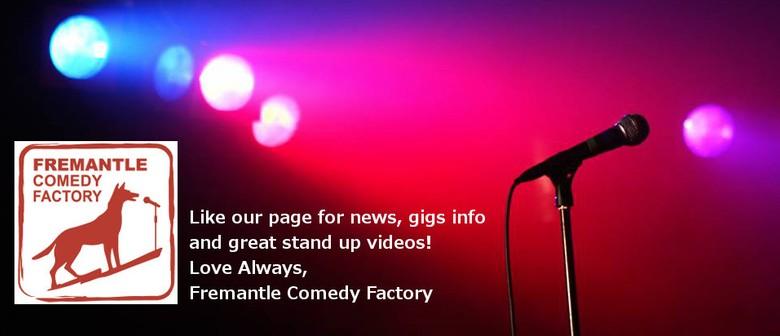 Fremantle Comedy Factory - Open Mic Night!