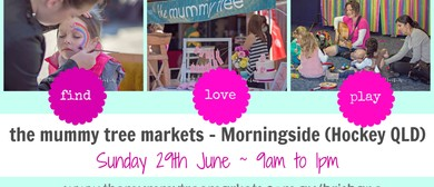 The Mummy Tree Markets - Morningside