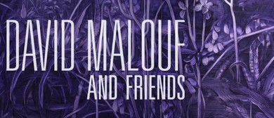 David Malouf and friends