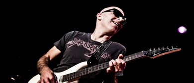 Joe Satriani - The Unstoppable Momentum Tour