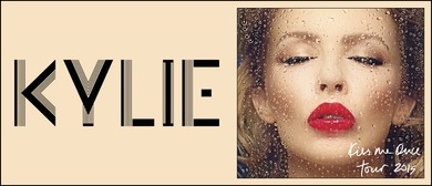 Kylie - Kiss Me Once Tour