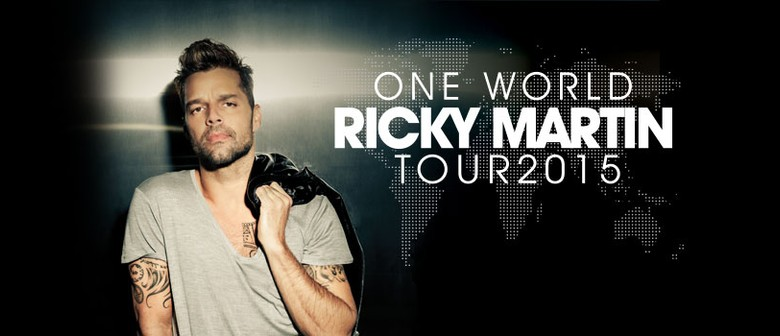 Ricky Martin - One World Tour 2015