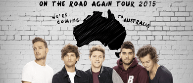 One Direction - On The Road Again 2015 Tour