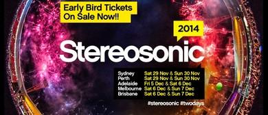 Stereosonic 2014