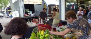 Hunter Street Organic Food Market