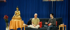 Introduction to Buddhism and Guided Meditation