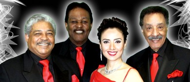 The Platters Featuring Monroe Powell