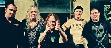 The Screaming Jets - 25th Anniversary Tour