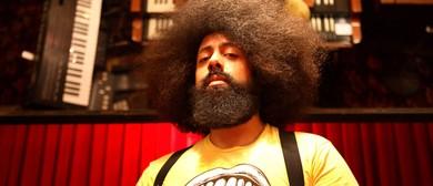 Reggie Watts - Hello Humans Tour