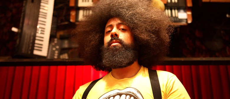 Reggie Watts - Hello Humans Tour
