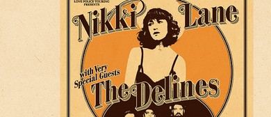 Nikki Lane & The Delines - Out On The Weekend Festival