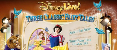 Disney Presents Three Classic Fairy Tales