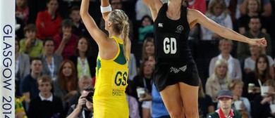 International Netball Test Series - Australia v England