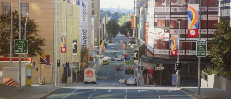 Luke Barker - A Solo Exhibition