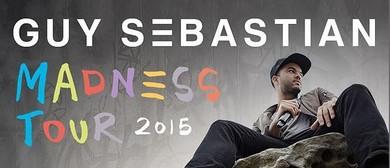 Guy Sebastian - Madness Tour 2015