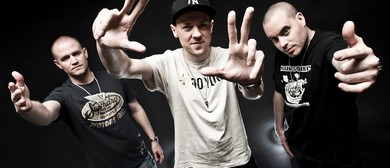 Hilltop Hoods - Cosby Sweater Tour