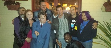 Mr John Robertson and Friends