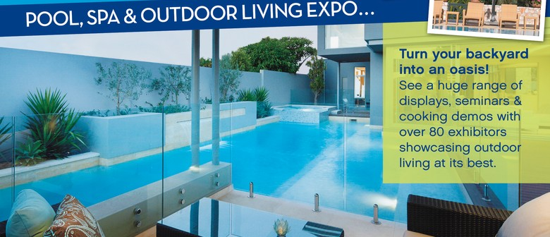 Pool spa outdoor living expo perth eventfinda for Pool expo show