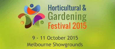 Horticultural & Gardening Festival 2015