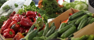 Mount Pleasant Christmas Twlight Farmers Market 2014